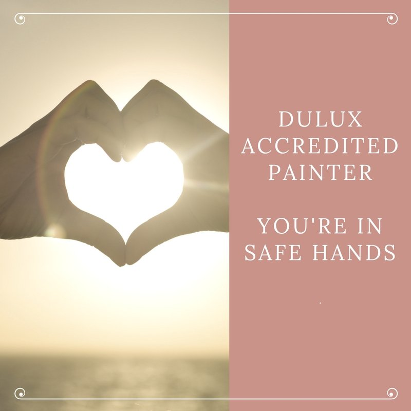 Dulux Accredited Painter Perth