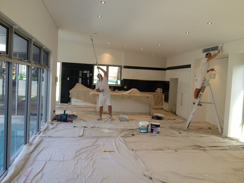 Professional painters can save you time, stress and money